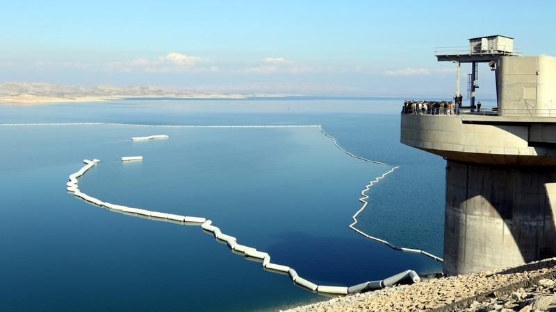 Iraq's Mosul Dam poses catastrophic threat