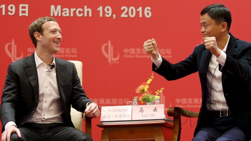 VERBATIM: Internet giants talk China's 'pain'
