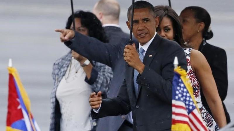 Obama to press Castro on political reforms