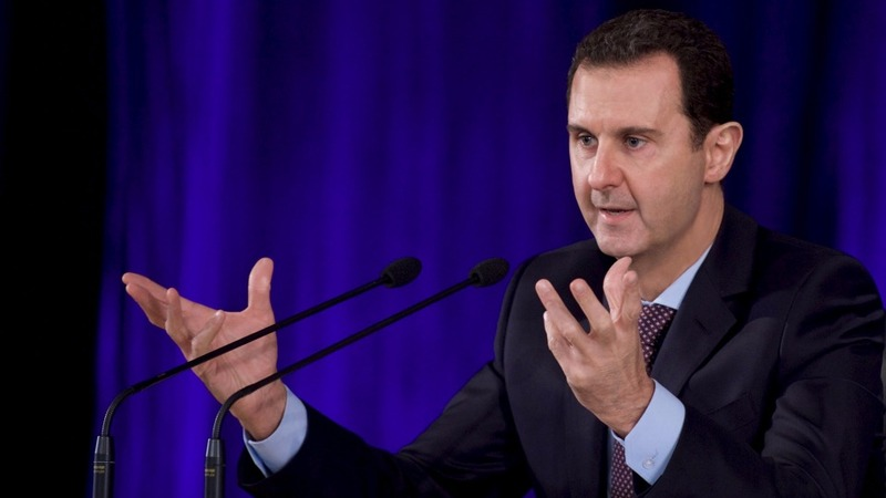 Assad's future may be on the table in Geneva