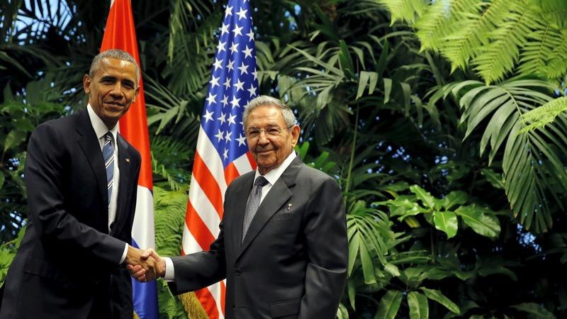 VERBATIM: Obama & Castro hold historic meeting