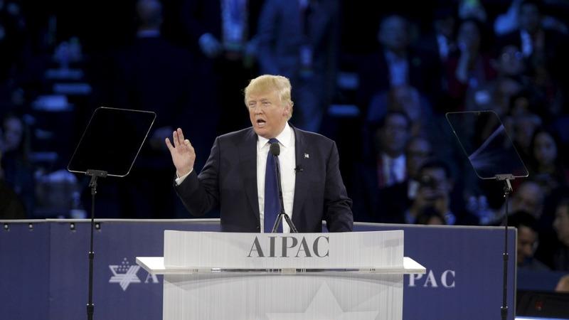 VERBATIM: 'No daylight' between Israel and U.S.