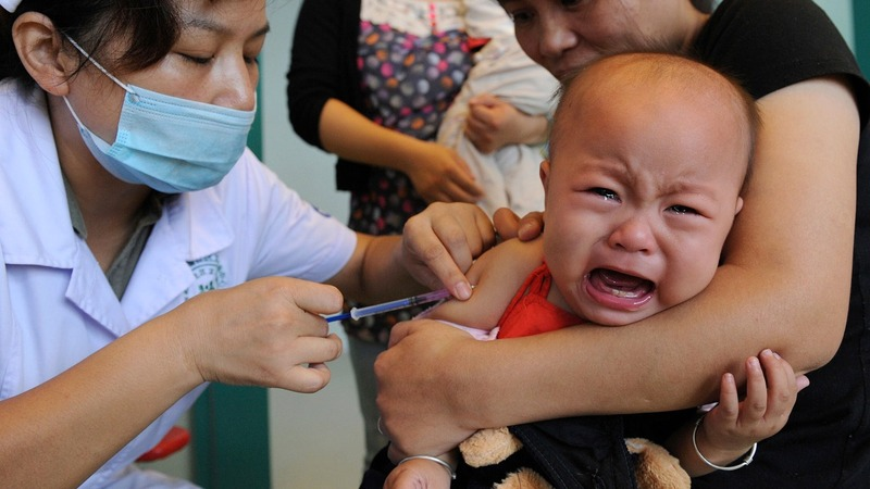 China hunts illegal vaccines worth $90 mln