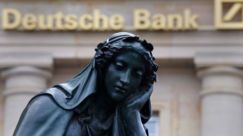 Tough start to the year for banks - Deutsche