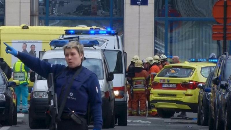 VERBATIM: London Mayor reacts to Brussels attacks