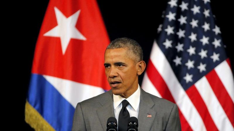 VERBATIM: Obama condemns Brussels attacks