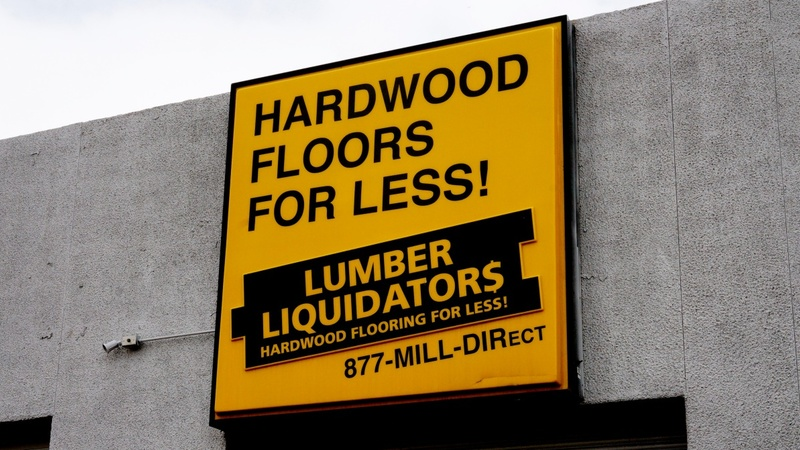 Lumber Liquidators reaches California settlement