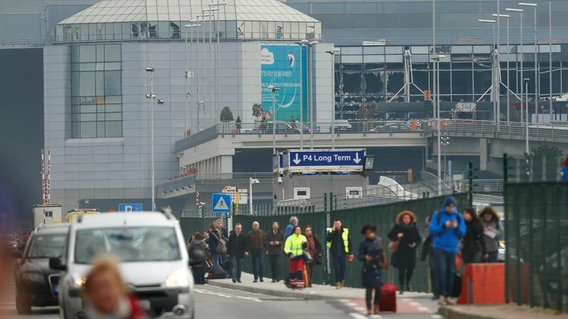 VERBATIM: U.S. presidential candidates react to Brussels