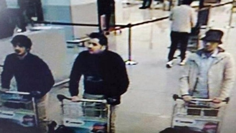 Brussels attack suspects named