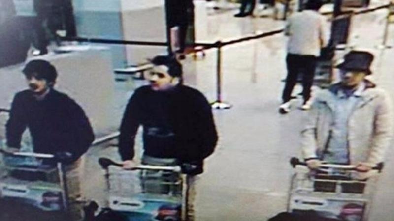 Brussels attack suspect arrested - media
