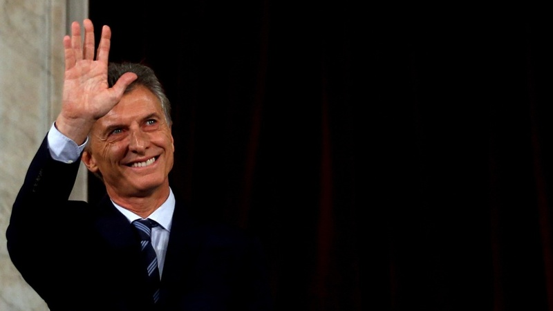 Obama's face-to-face with Argentina's new leader