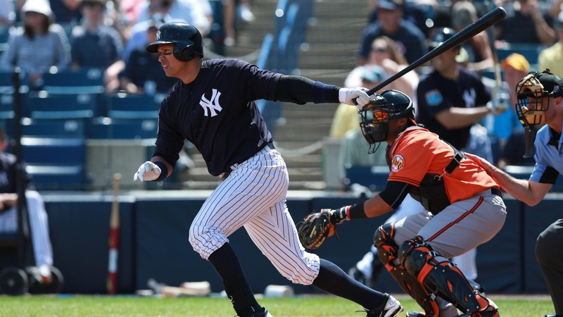 Yankee's A-Rod announces 2017 retirement