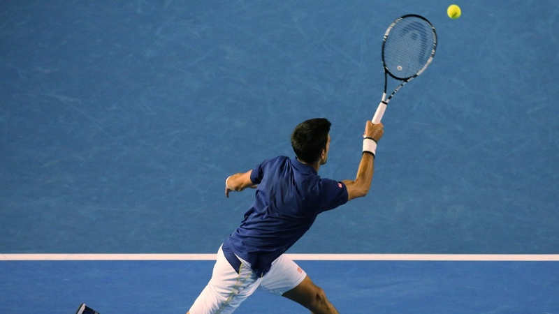 VERBATIM: Djokovic eats humble pie