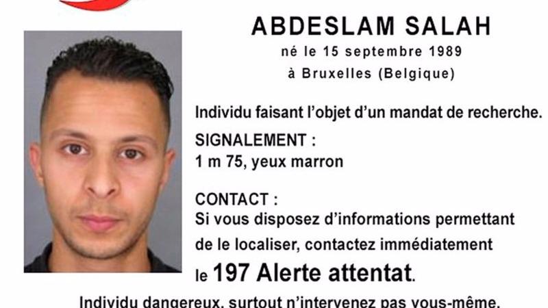 Paris bombing suspect won't fight extradition