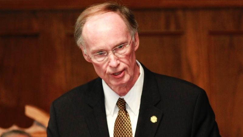 Alabama governor denies sexual affair
