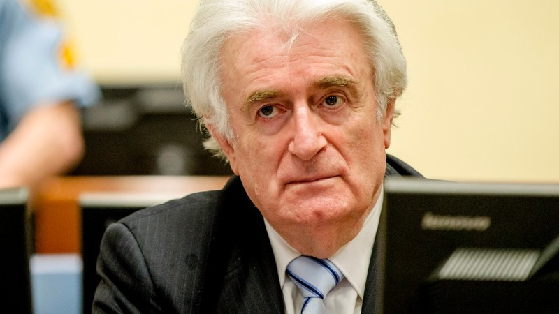 Judges find Karadzic guilty of Bosnia genocide