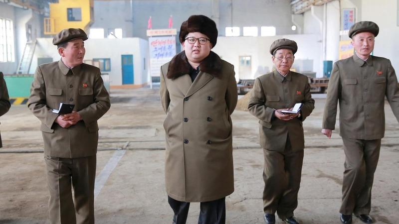 Kim Jong Un boasts of a big leap in rocketry