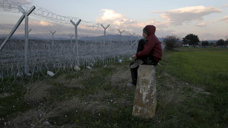 Fences go up along Europe's borders
