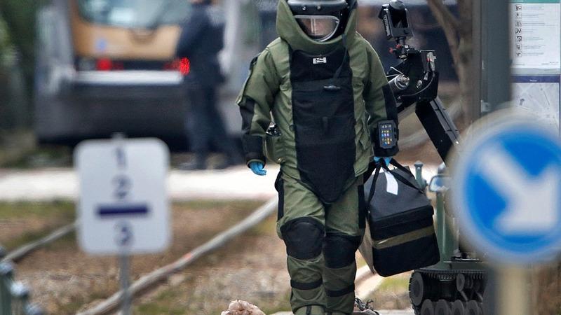 Third suspect in Brussels attacks 'identified'