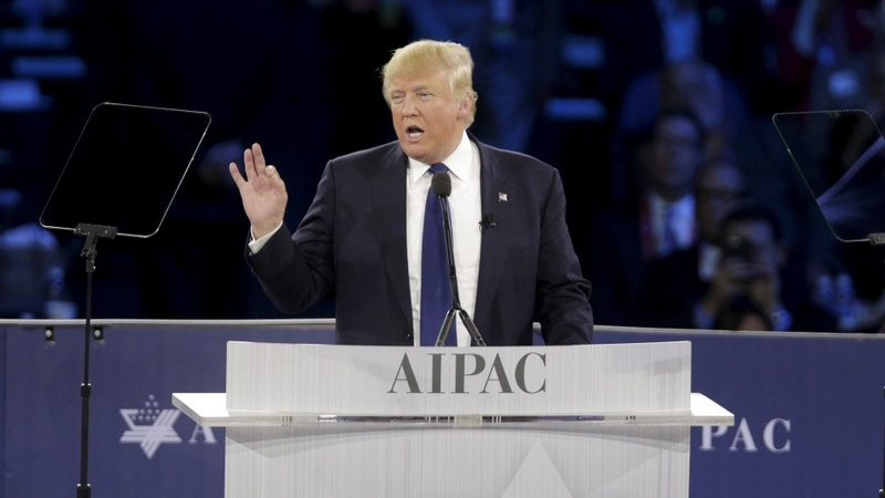 Trump unloads on foreign policy