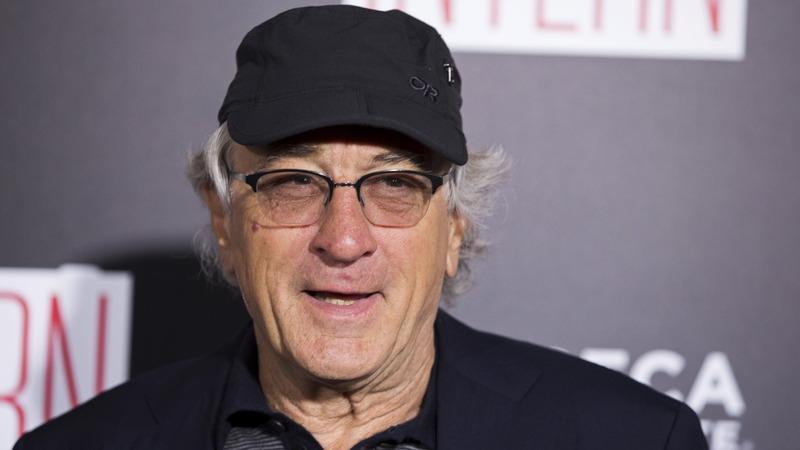 De Niro pulls anti-vaccine film from Tribeca