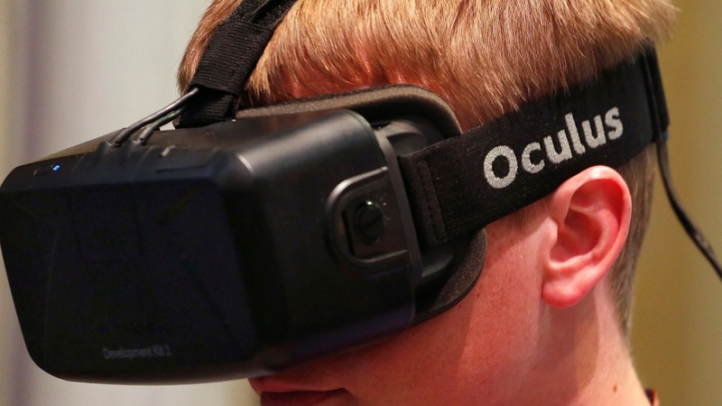 Oculus Rift delivers its first virtual reality headsets