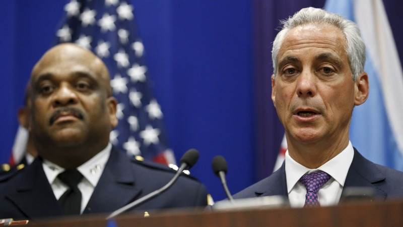 Rahm chooses new temp top cop
