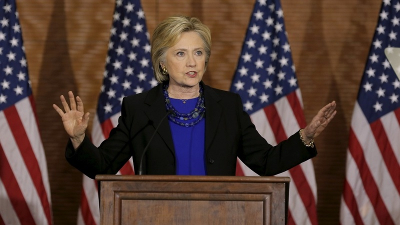 VERBATIM: Clinton challenges Senate GOP
