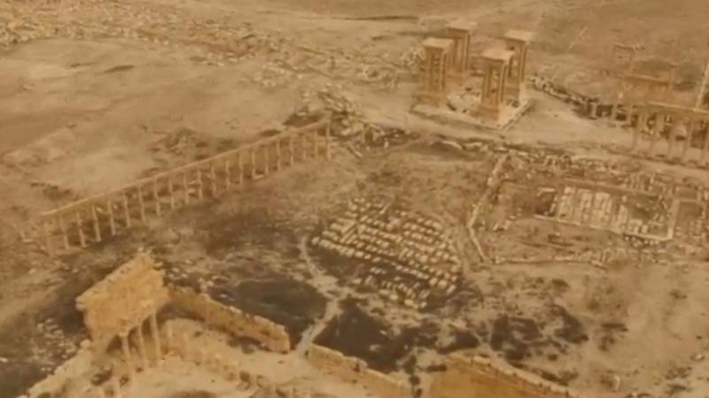 Palmyra victory mustn't benefit Assad - U.S.