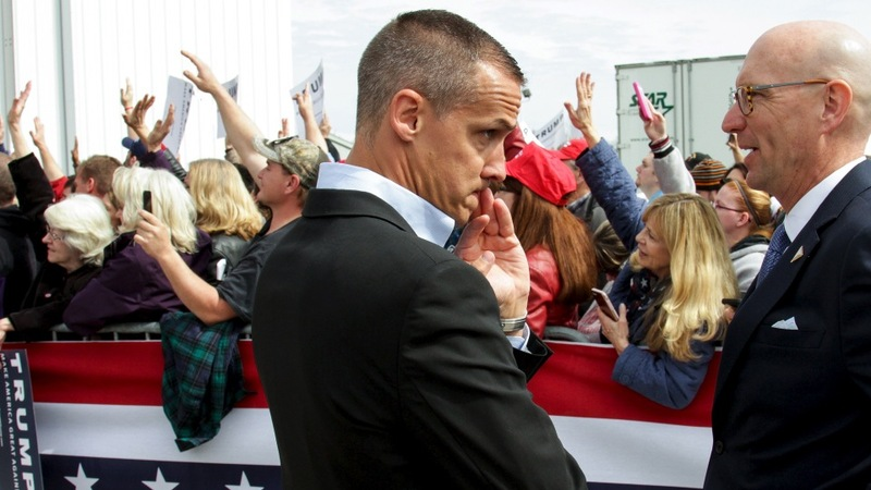 Trump campaign manager arrested for assault