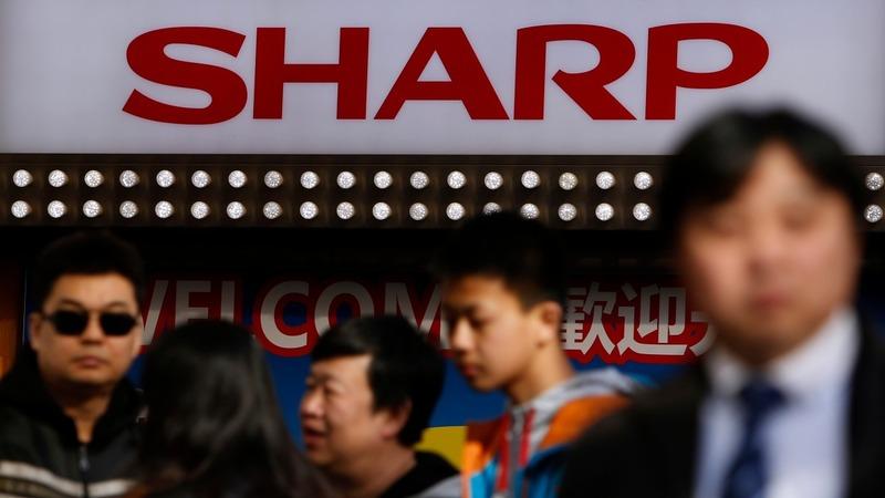 Foxconn to buy Sharp after slashing offer