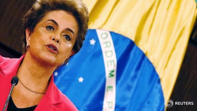 Impeachment risk rises for Brazil president