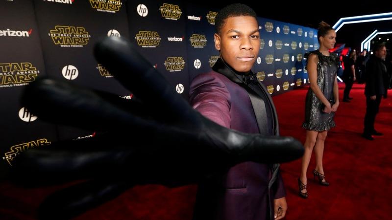 VERBATIM: Boyega wants Taron Egerton as Solo