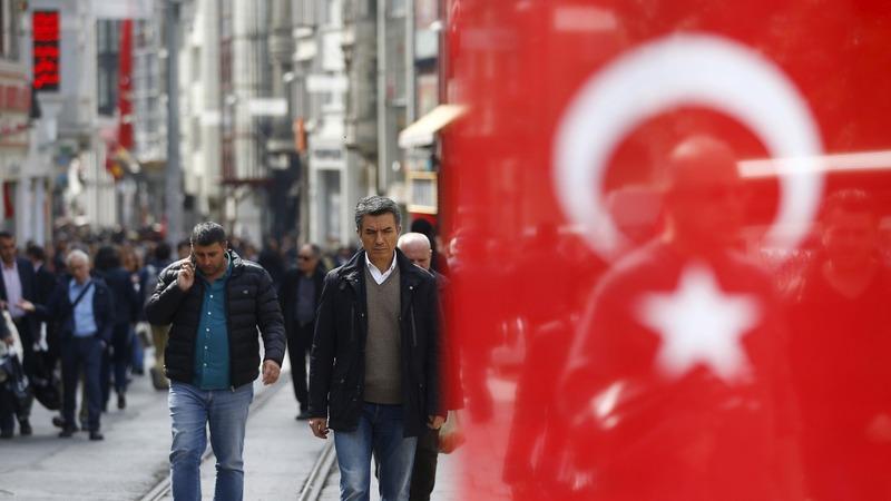 Turkey's tourism drops amid security concerns