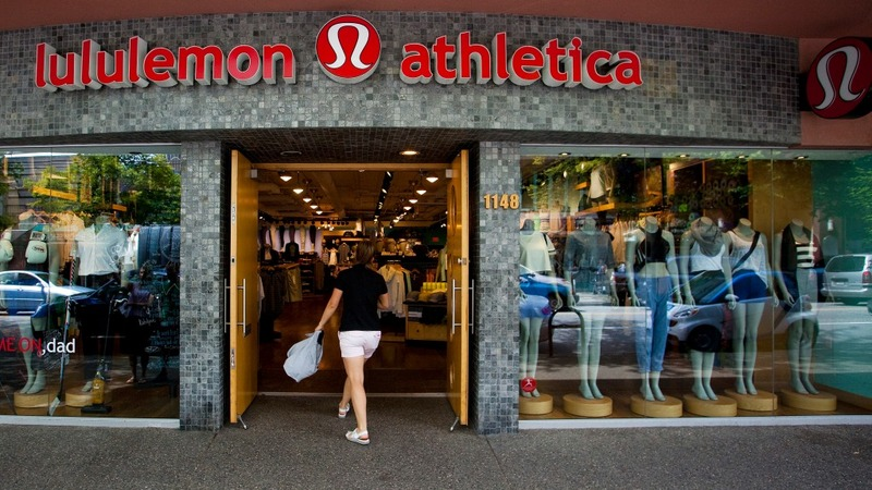 Lululemon stock soars on strong earnings