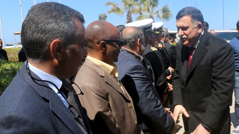 Libya's Presidential Council reaches Tripoli