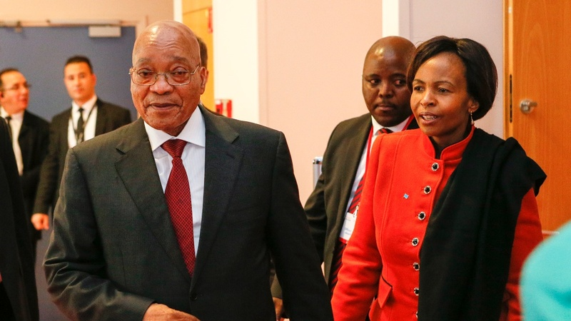 South Africa demand millions from Jacob Zuma