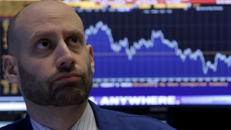 Markets lick wounds at end of crazy quarter