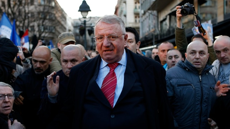 U.N. tribunal acquits Seselj of war crimes