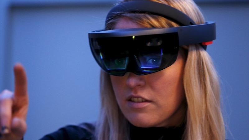 Microsoft's venture into virtual reality
