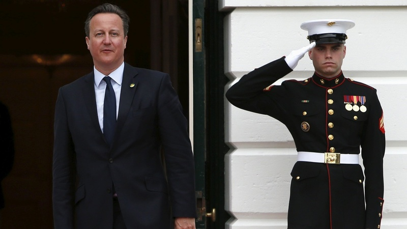 VERBATIM: Cameron on terrorist nuclear threat
