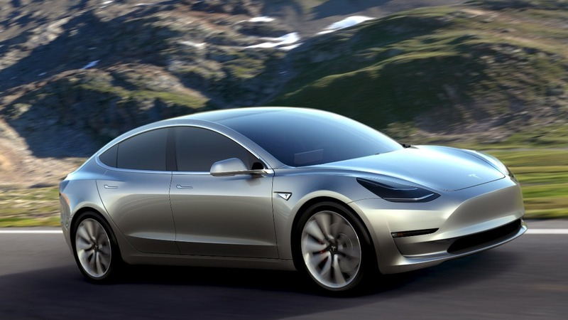 Tesla launches much-hyped Model 3