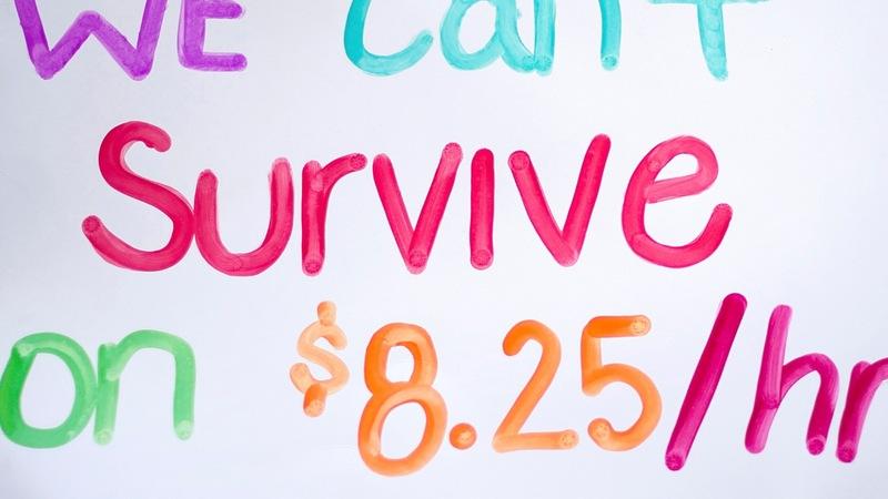 New York, California raise minimum wage to $15