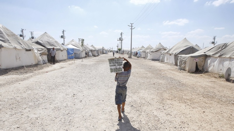 VERBATIM: 'Turkey illegally deporting Syrians'