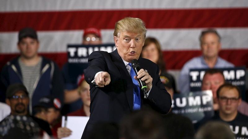 Trump surges despite abortion comments