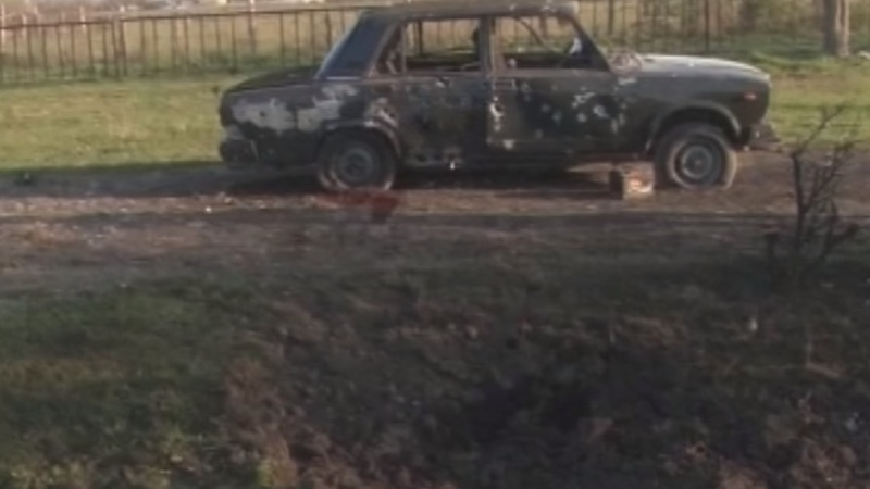 Clashes in disputed Caucasus region