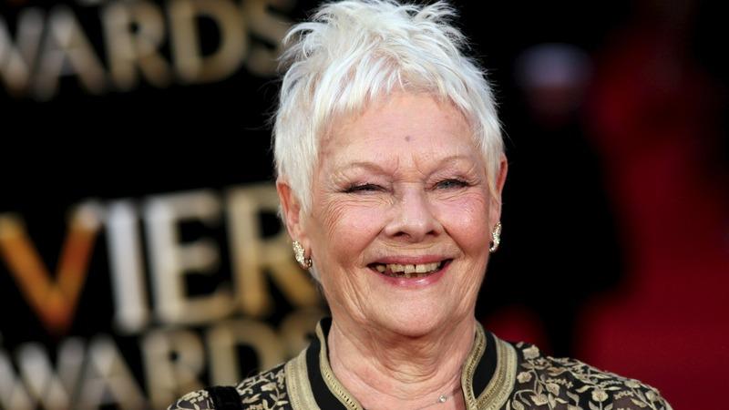 VERBATIM: Dame Judi's record Olivier Award