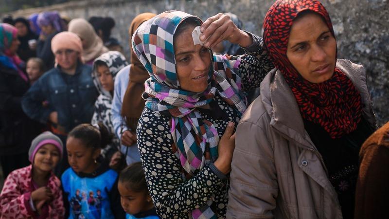 VERBATIM: Amnesty slam new migrant deal