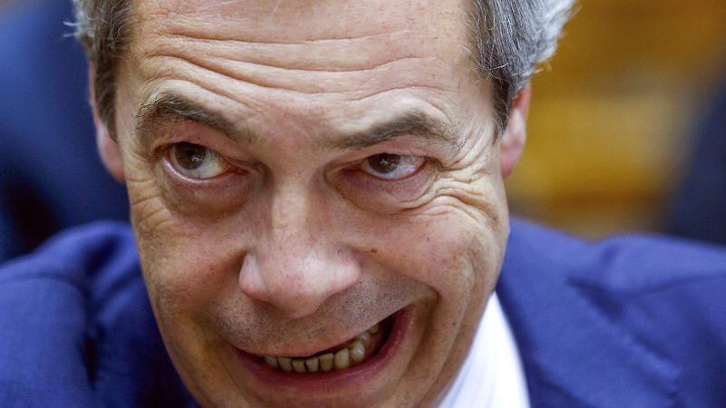 VERBATIM: Farage tells Holland to 'say no'