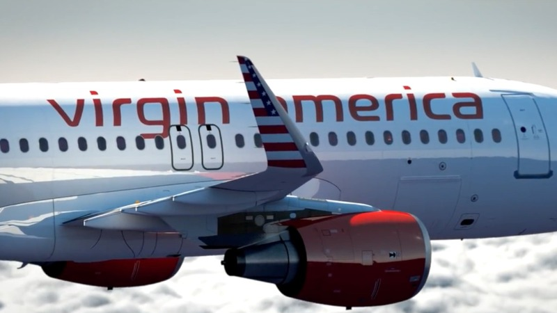 Virgin America soars with Alaska Air deal